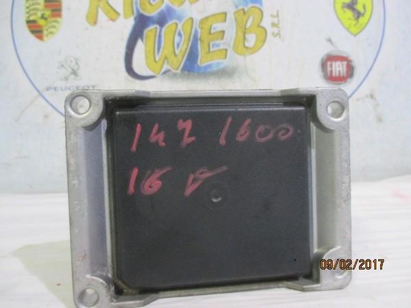 alfa romeo 147 1.6 16v centralina motore 0261207556