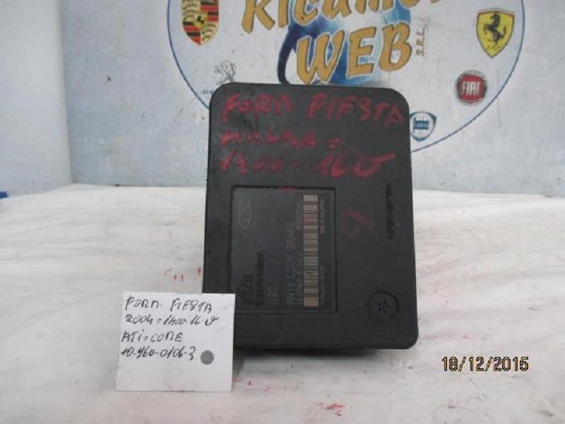 ford fiesta 2004 1.4 16v abs ati 10960-01063