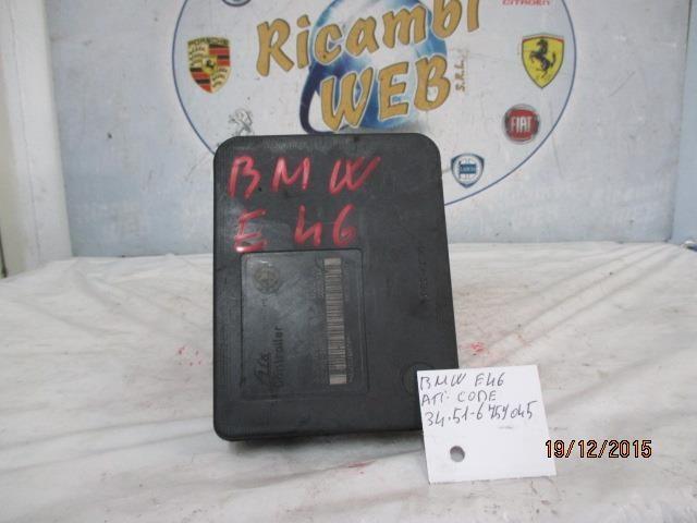 bmw e46 abs ati 34.51-6759045