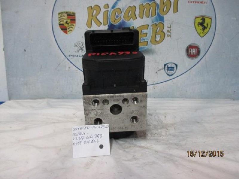 citroen xsara picasso abs borsh 0273004353 0265216642