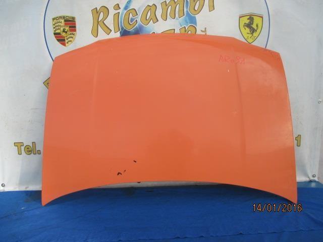 seat arosa 1999 cofano color salmone