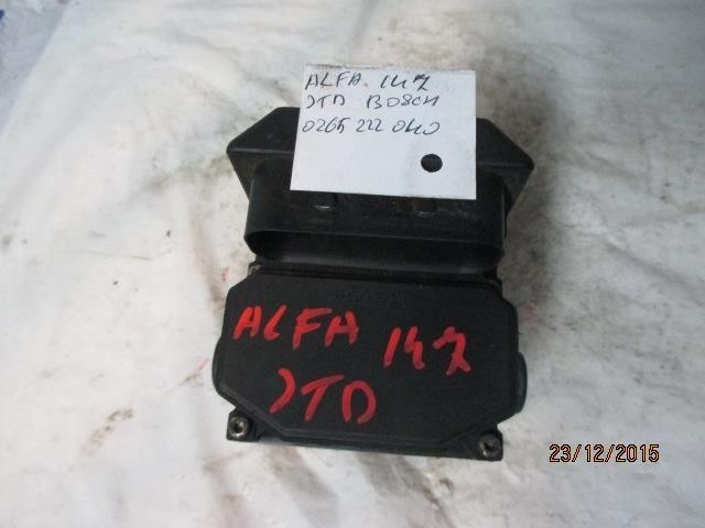 alfa romeo 147 1.9 jtd abs bosch 0265222040