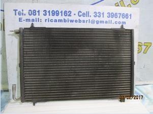 peugeot 206 hdi radiatore a.c