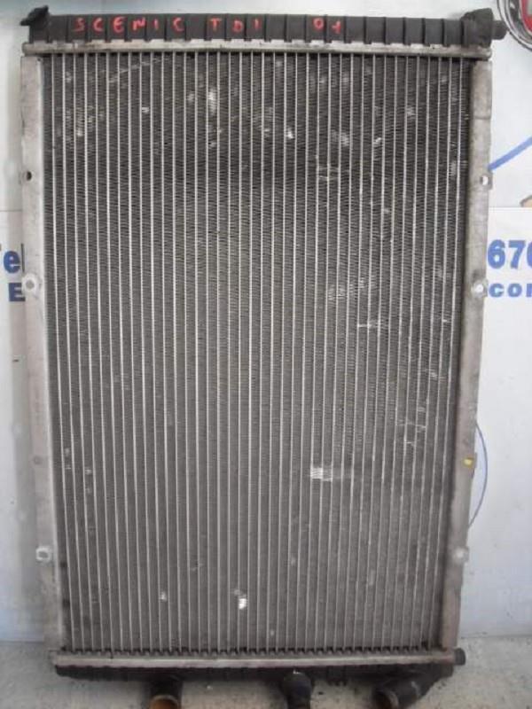 renault scenic 1.9 tdi 01 radiatore acqua