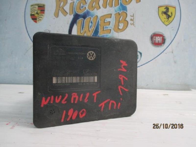 volkswagen new beetle 1.9 tdi abs ate 1c0907379e