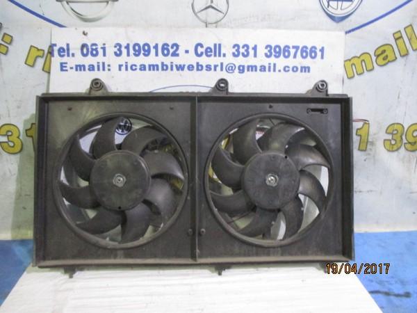 dr1 1.3 benzina ventola radiatore acqua