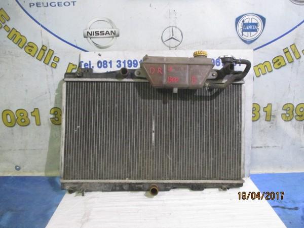 dr1 1.3 benzina radiatore acqua