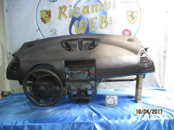 citroen c4 kit airbag completo