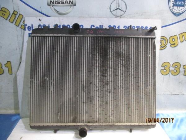 citroen c4 1.6 hdi radiatore acqua