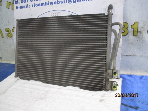 ford fusion 1.4 benzina radiatore a/c