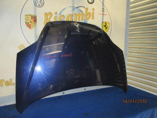 renault scenic 2002 cofano blu scuro