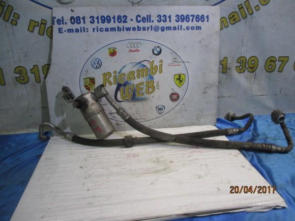 audi a2 1.4 benzina tubi aria condizionata con essiccatore