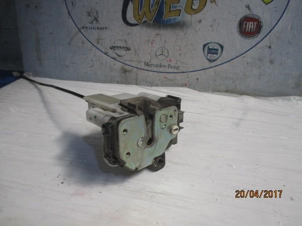 fiat panda 2006 serratura posteriore sx 4 pin