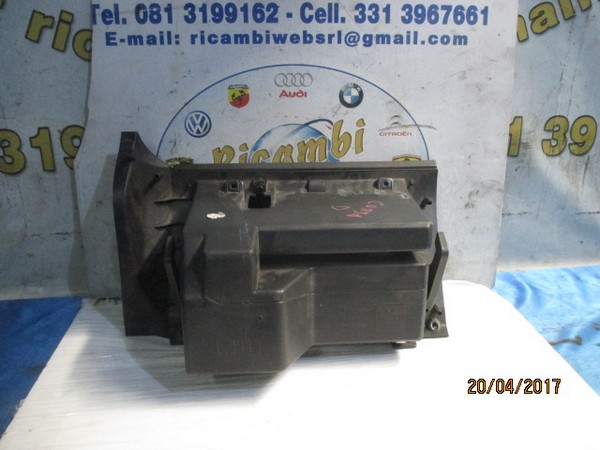 opel corsa d 2008 cassetto porta oggetti
