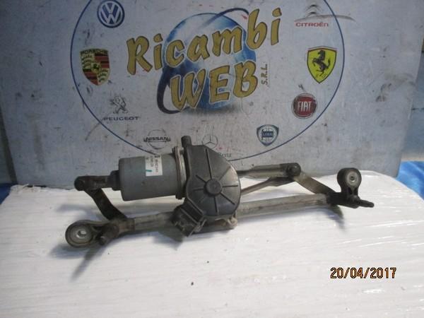 opel corsa d 2008 motorino tergicristalli anteriore codice: 13182340