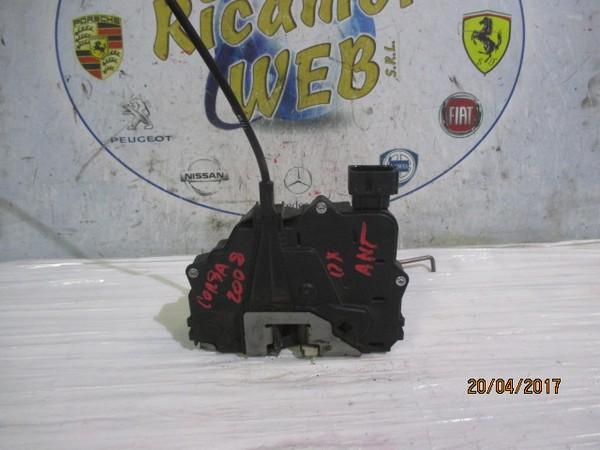 opel corsa d 2008 serratura anteriore dx