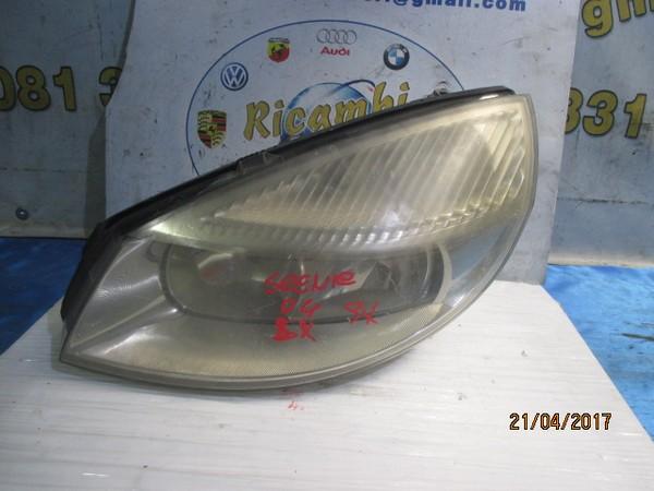 renault scenic 2004 fanale anteriore sx