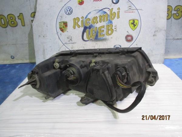 volkswagen passat 2003 fanale anteriore sx