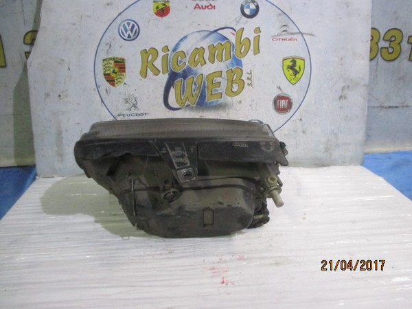 volkswagen polo 2001 fanale anteriore dx