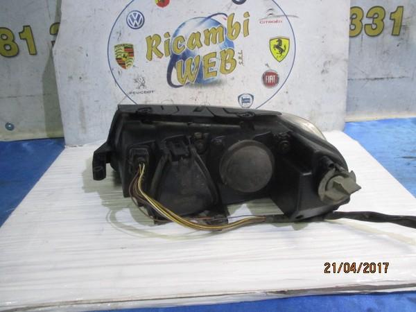 volkswagen passat 2003 fanale anteriore dx