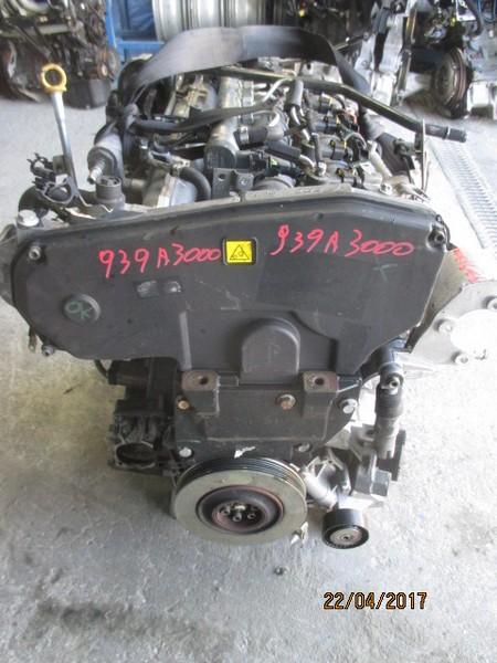 alfa romeo 159 2.4 jtdm motore 939a3000