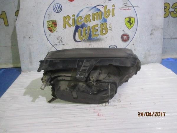 volkswagen polo 2001 fanale anteriore sx