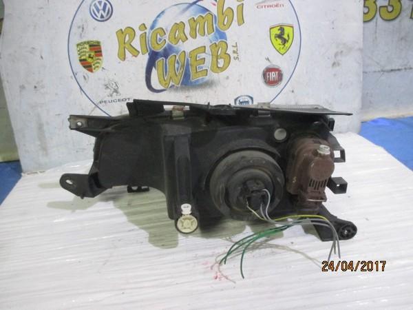 peugeot partner 1996-02 fanale anteriore dx
