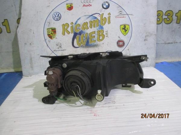 peugeot partner 1996-02 fanale anteriore sx