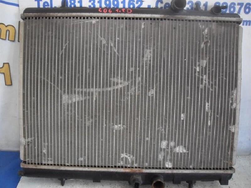 peugeot 206 1.9 d radiatore acqua