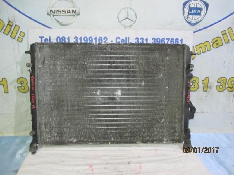 ranault scenic 1.6 16vv benzina radiatore acqua