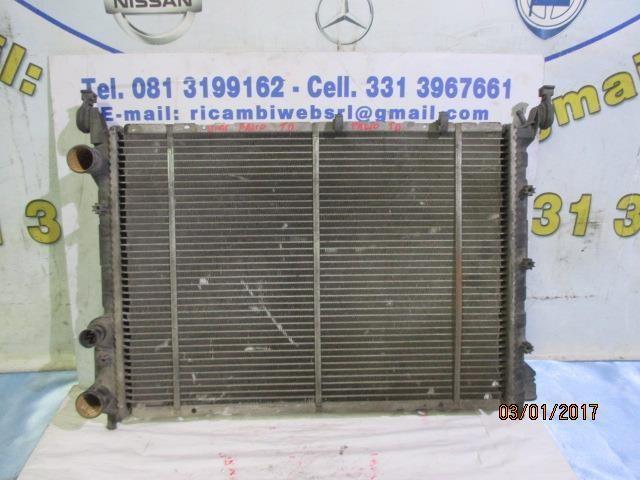 fiat palio 1.9 td radiatore acqua