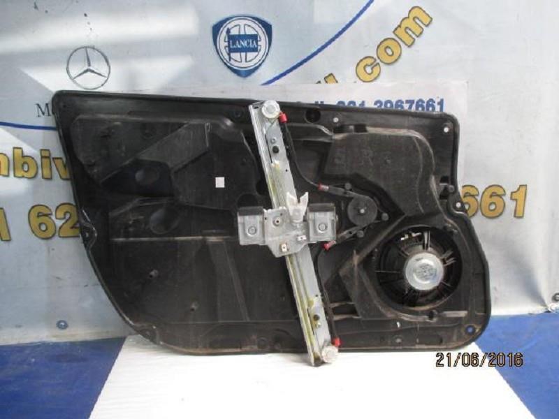 ford fiesta 2010 cremagliera a pannello anteriore dx