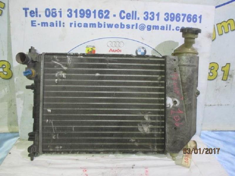 peugeot 106 b radiatore acqua