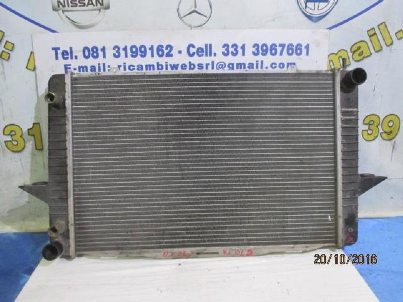 volvo v70 2.4 tb radiatore acqua