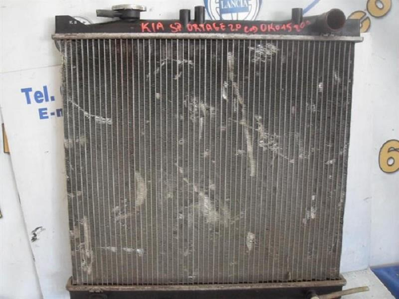kia sportage 2.0 radiatore acqua ok015200