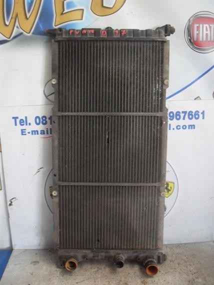 fiat punto 1.7 td 1997  radiatore acqua