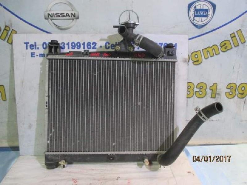 toyota yaris 1.4 b radiatore acqua