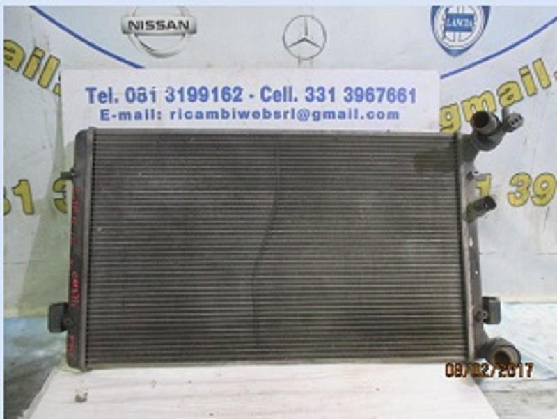 volkswagen golf 4 90-110 cv tdi radiatore acqua
