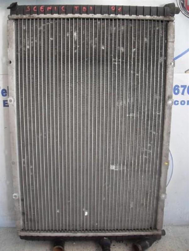 renault scenic 2001 td radiatore a.c