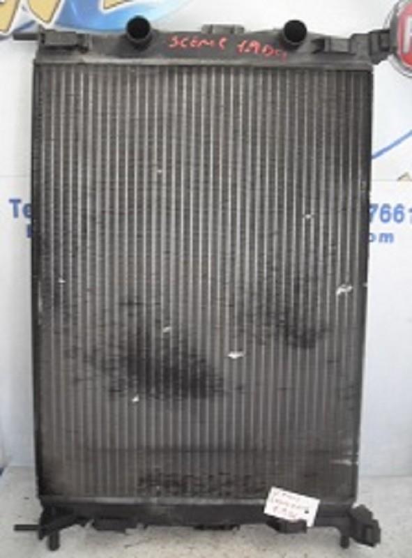 renault grande scenic 1.9 dci 2005 radiatore acqua