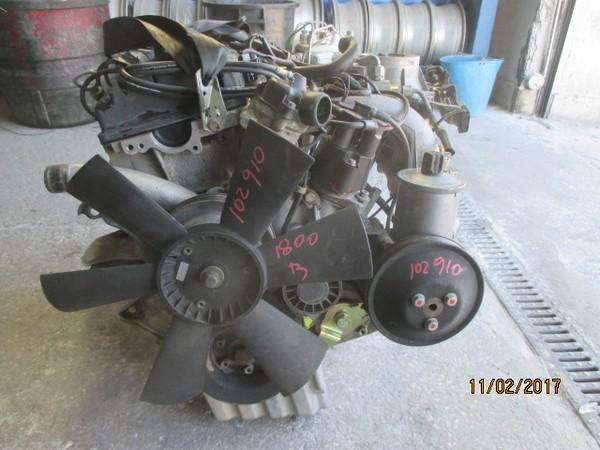 mercedes classe c 190 1.8 benzina motore cod.102910