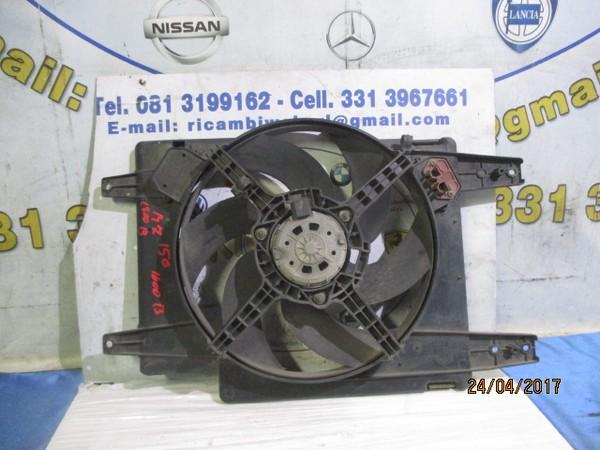 alfa romeo 147 - 156 1.6 1.8 benzina ventola radiatore