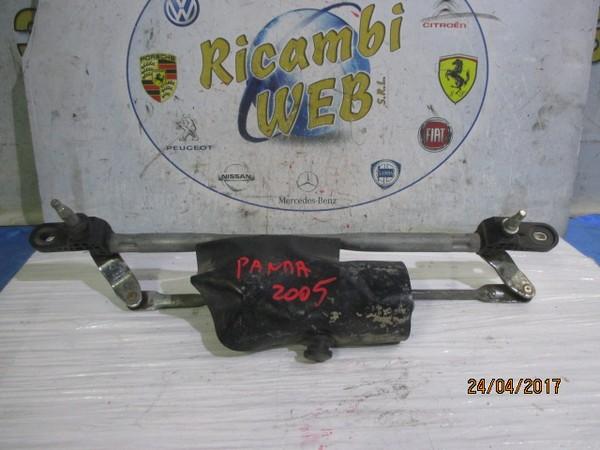 fiat panda 2005 motorino tergicristallo anteriore