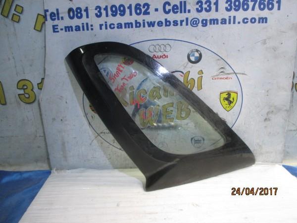 smart fortwo vetro fisso posteriore sx