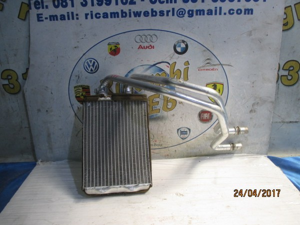 alfa romeo 159 radiatore stufa
