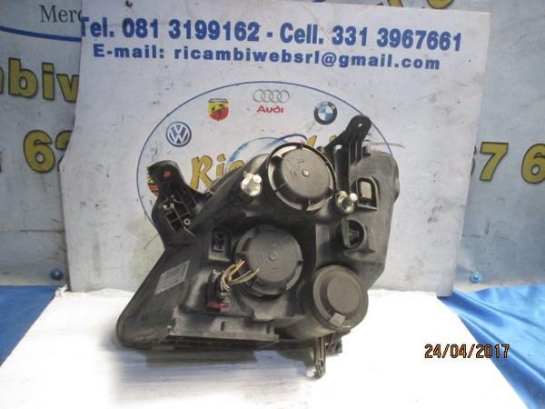 opel meriva 2006 fanale anteriore dx
