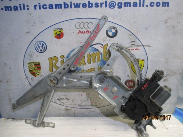 opel meriva 2006 cremagliera anteriore dx