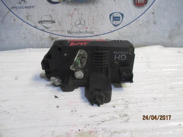 opel meriva 2006 serratura posteriore dx