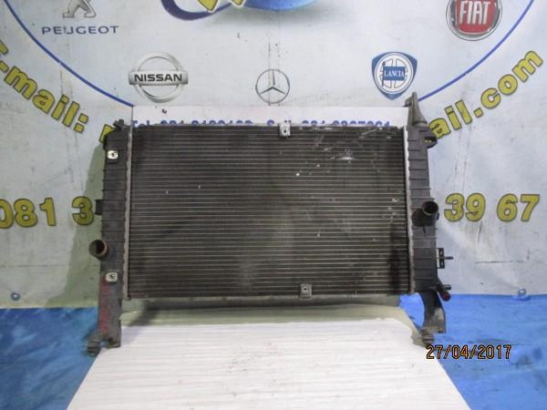 opel meriva 2006 1.7 tdci radiatore acqua