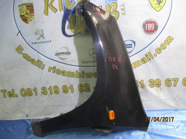 dr5 parafango sx nero